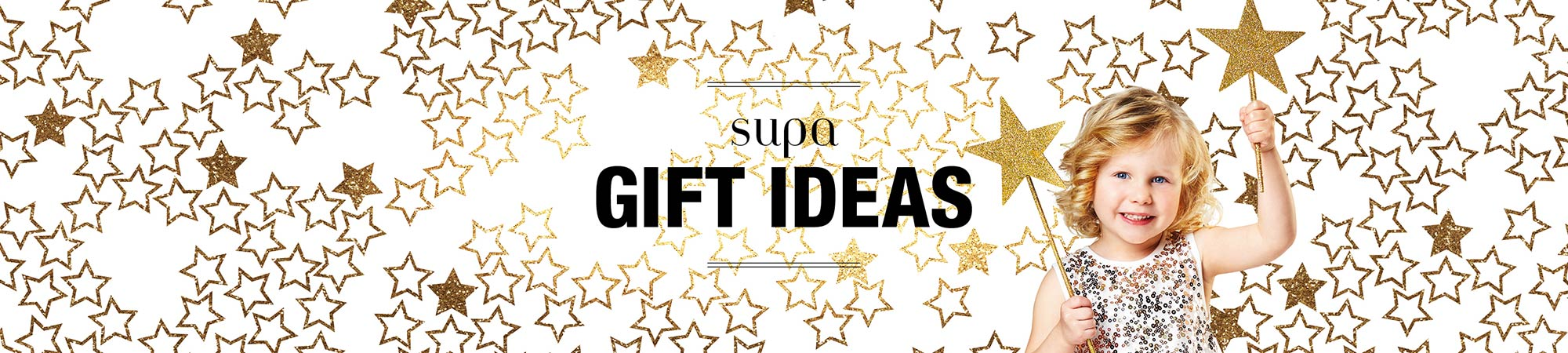 Supa Gift Ideas for Him!