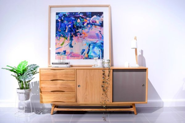 a less is more guide to styling furniture at icon by